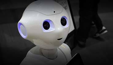 Robots In The Global Education Industry