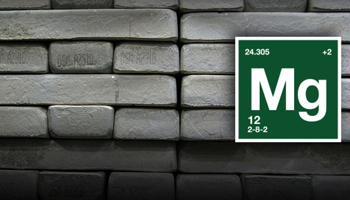 Magnesium - Future Metal?